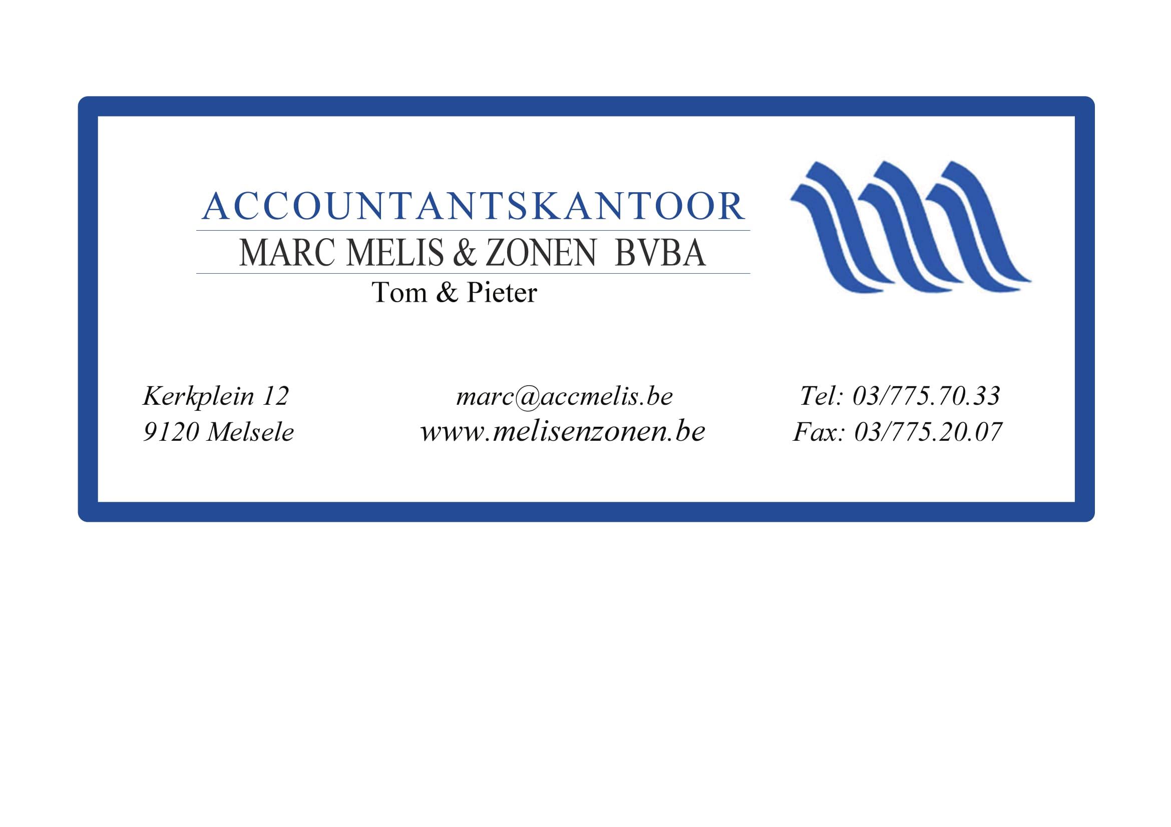 Platina Marc Melis en Zonen bvba Beveren