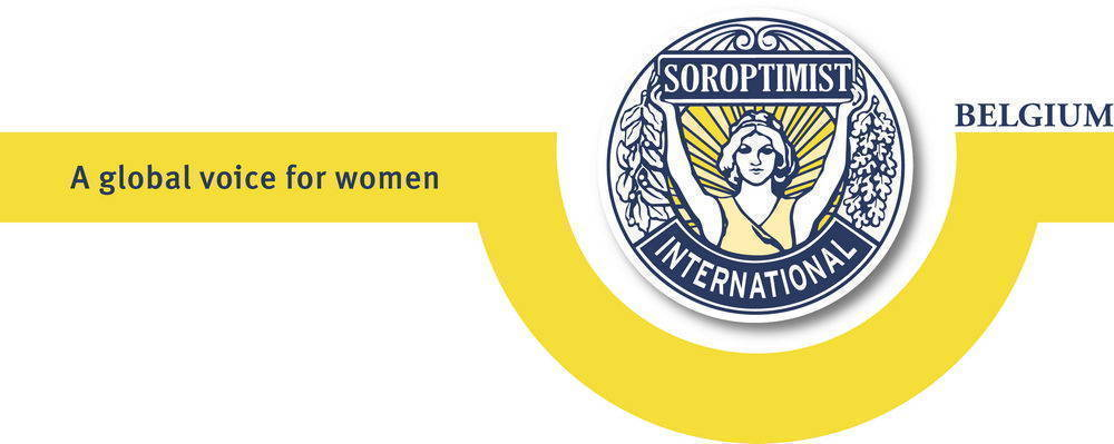Goud Soroptimist International Club Aalst