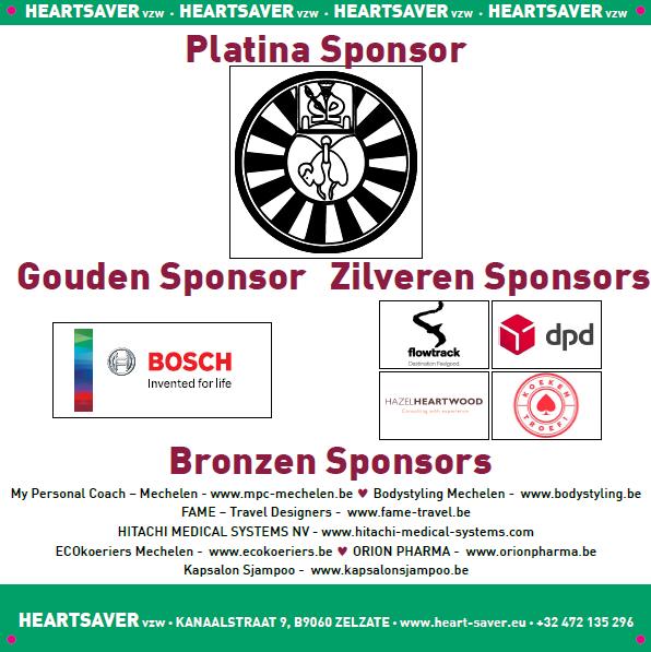Sponsorbord Mechelen