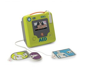 zoll aed 3 pads