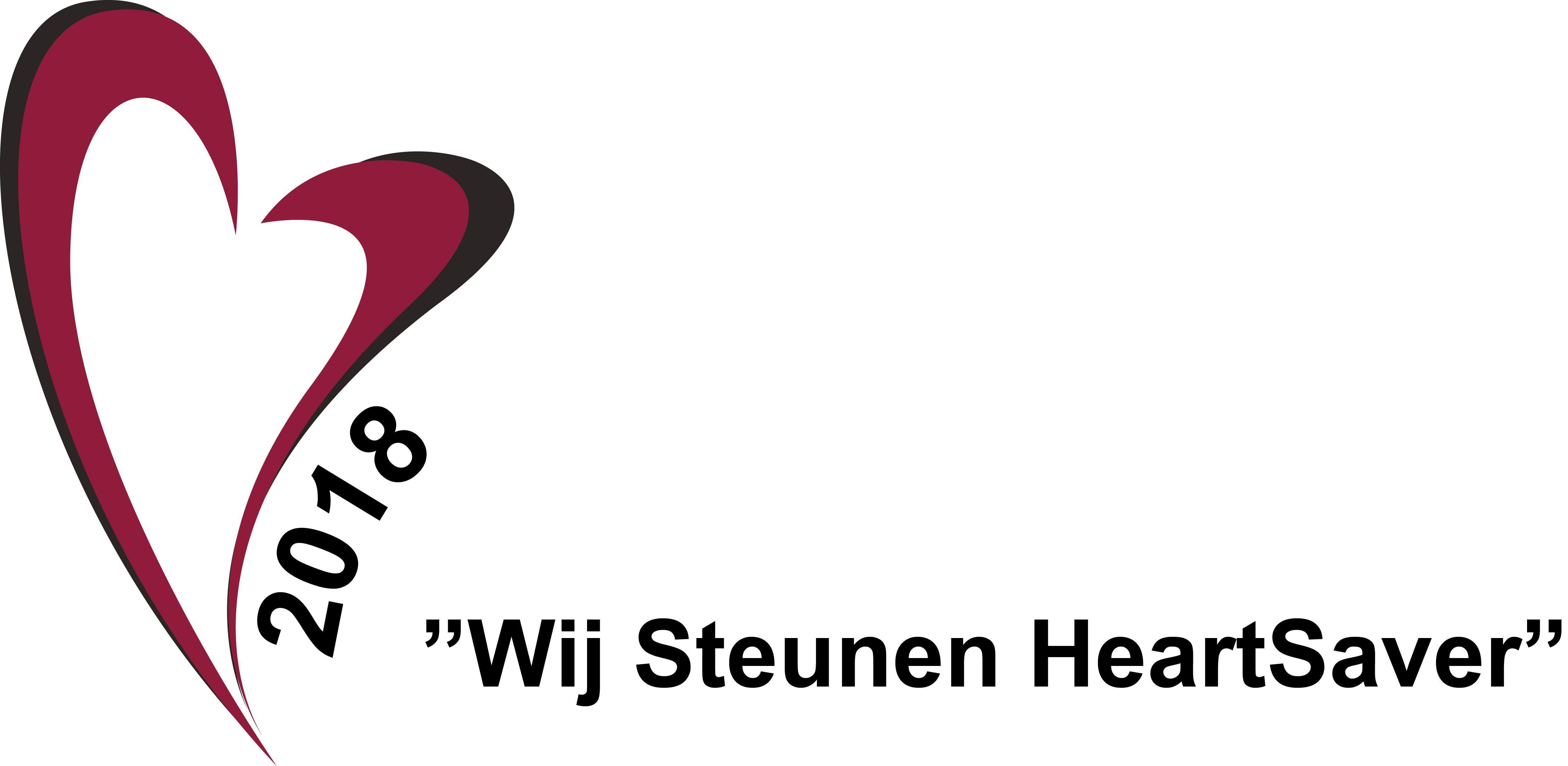 Wij steunen HeartSaver 2018