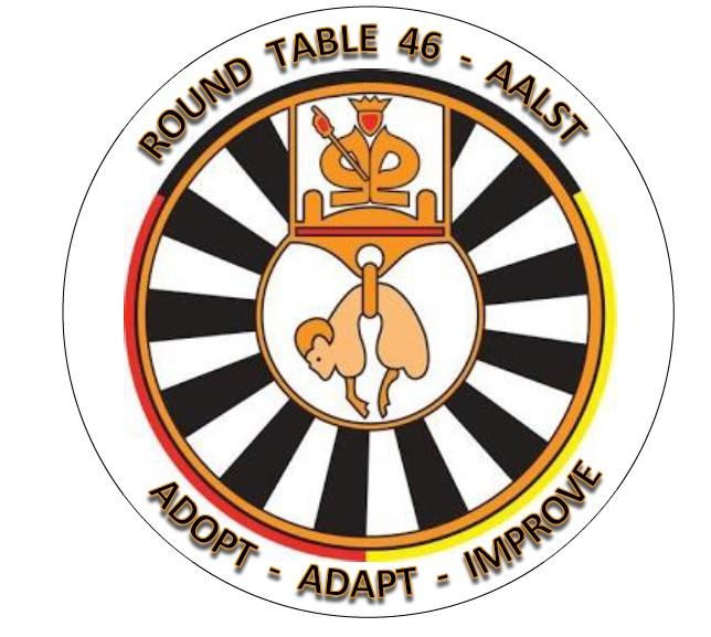 Goud Ronde Tafel Aalst
