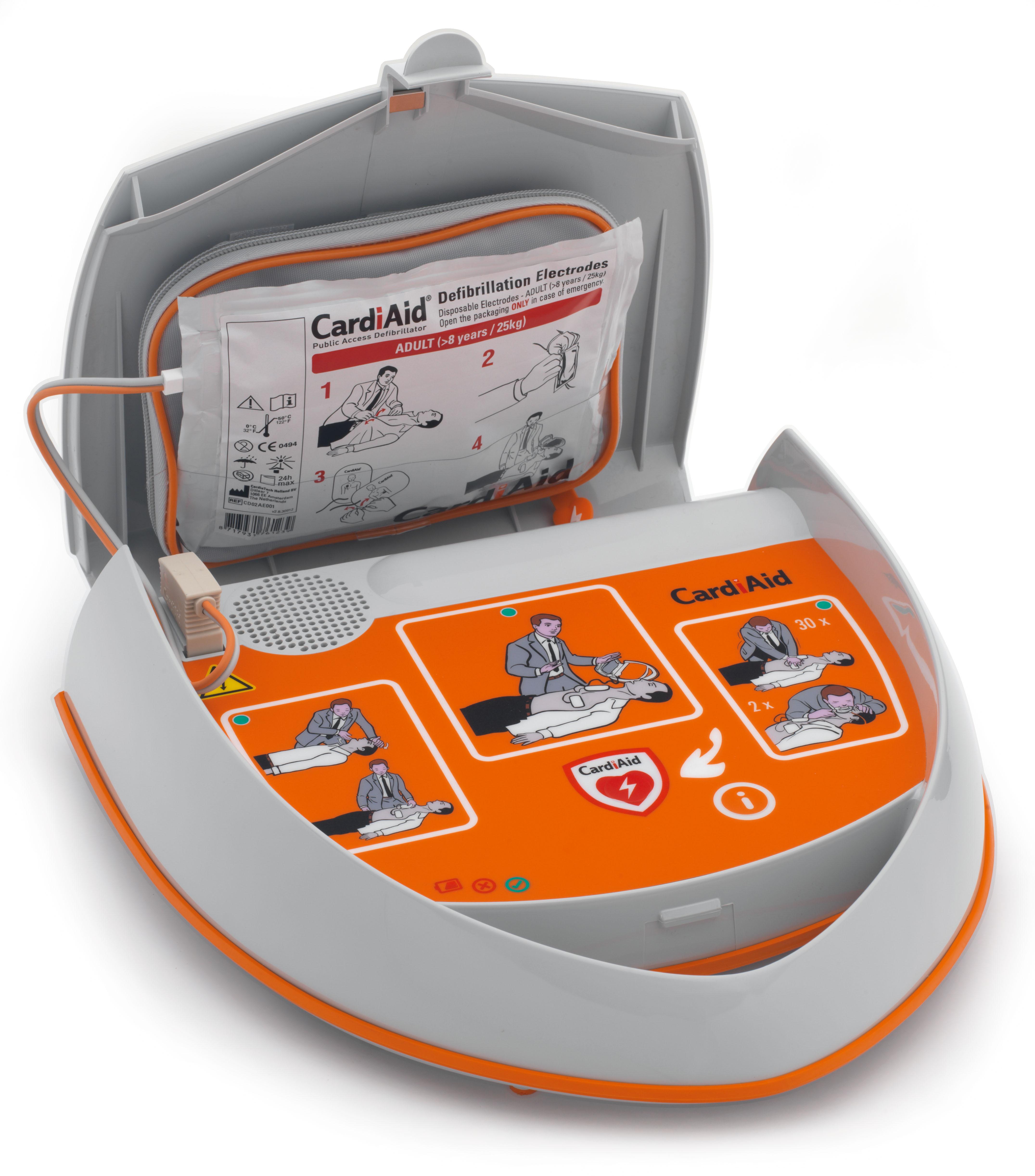 CardiAid AED